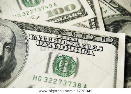 hundreds dollars