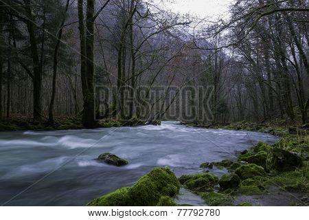 River Dobra