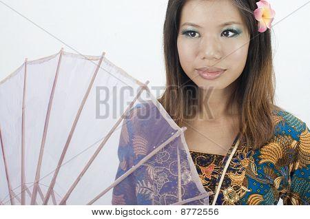 Menina malaia