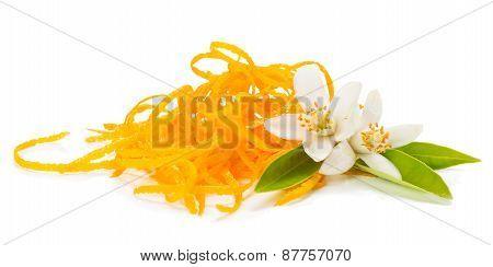 Orange Zest And Blossom