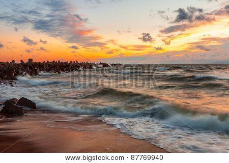 Baltic Waves