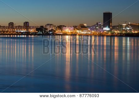 City Of Krasnoyarsk