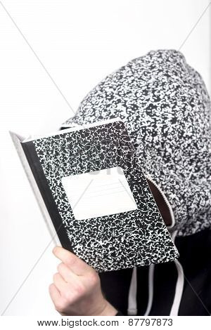 Studying Marble Notebook