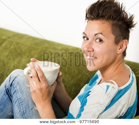 Coffee In The Couch