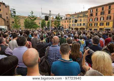 Beppe Grillo M5S