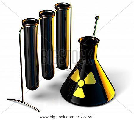 Radioactive Research Lab