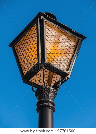 Old Fashioned Streetlamp