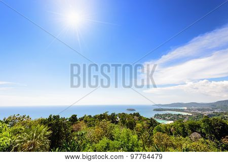 High View Hat Kata Karon In Phuket Island