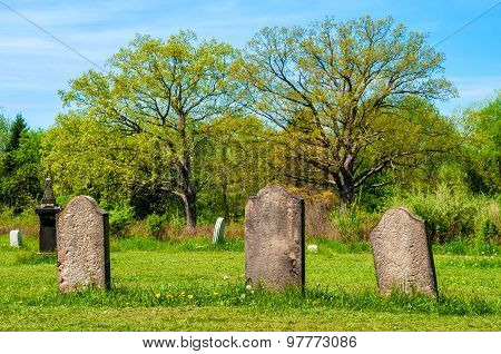 Ancient Graves