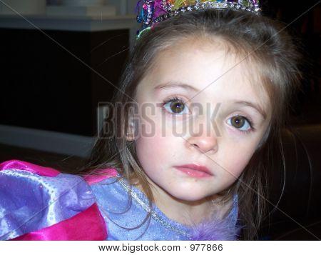 Mystified Princess