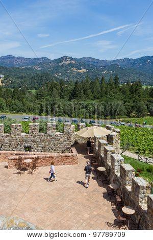 Castle Tour In California