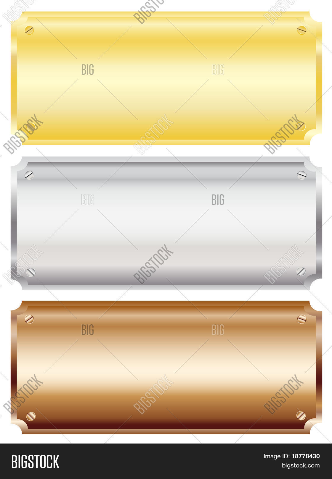 Picture of: Illustration Blank Image Photo Free Trial Bigstock