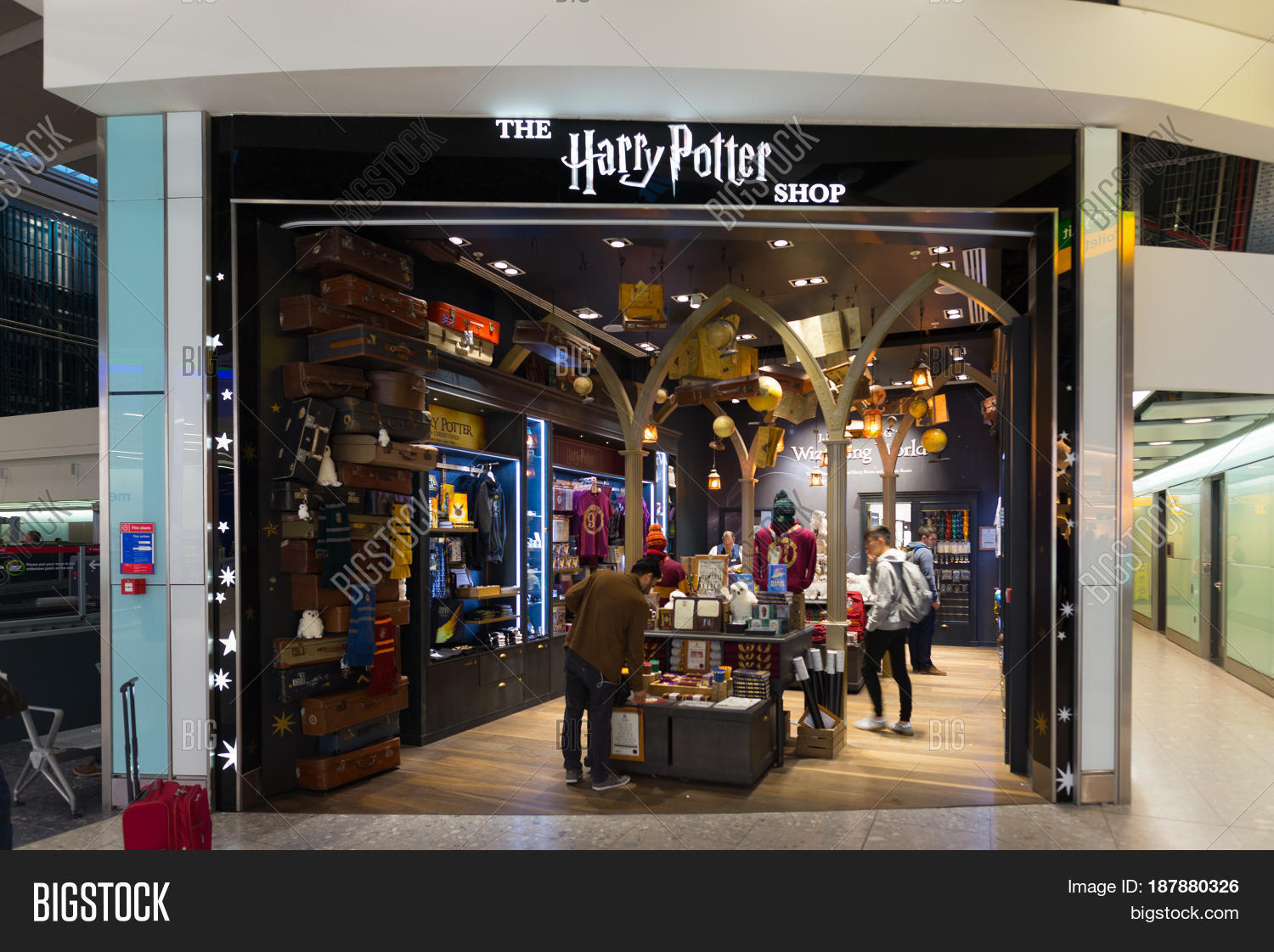 Harry potter shops in london