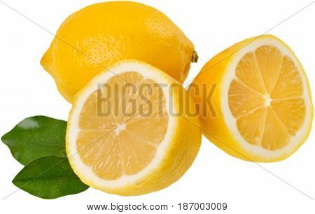 Lemon fruit food citrus ripe citrus fruit acidic