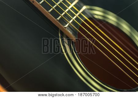 Acoustic guitar guitar music close up classical guitar sound musical instrument