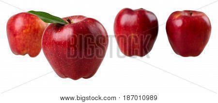 Red ripe freshness fruit line uniqueness unique