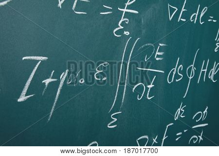 Mathematics formula university student intelligence school education