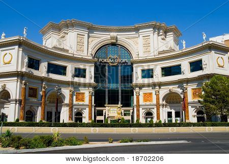 Shopping Center in Las Vegas