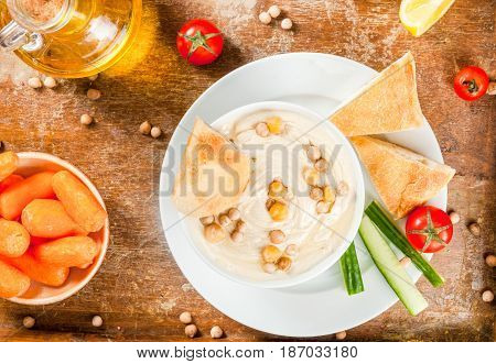 Bowl Of Hummus