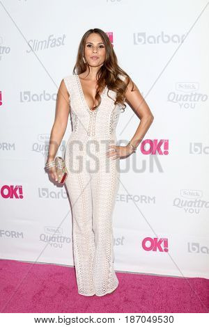 LOS ANGELES - MAY 17:  Bonnie-Jill Laflin at the OK! Magazine Summer Kick-Off Party at the W Hollywood Hotel on May 17, 2017 in Los Angeles, CA