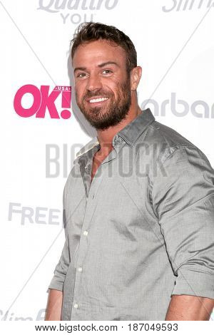 LOS ANGELES - MAY 17:  Chad Johnson at the OK! Magazine Summer Kick-Off Party at the W Hollywood Hotel on May 17, 2017 in Los Angeles, CA