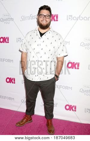 LOS ANGELES - MAY 17:  Charley Koontz at the OK! Magazine Summer Kick-Off Party at the W Hollywood Hotel on May 17, 2017 in Los Angeles, CA