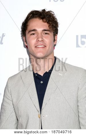 LOS ANGELES - MAY 17:  Charlie DePew at the OK! Magazine Summer Kick-Off Party at the W Hollywood Hotel on May 17, 2017 in Los Angeles, CA