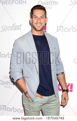 LOS ANGELES - MAY 17:  Chase McNary at the OK! Magazine Summer Kick-Off Party at the W Hollywood Hotel on May 17, 2017 in Los Angeles, CA