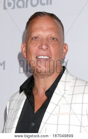 LOS ANGELES - MAY 17:  David Cooley at the OK! Magazine Summer Kick-Off Party at the W Hollywood Hotel on May 17, 2017 in Los Angeles, CA