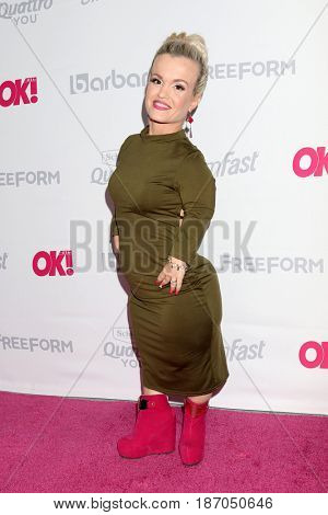 LOS ANGELES - MAY 17:  Terra Jole at the OK! Magazine Summer Kick-Off Party at the W Hollywood Hotel on May 17, 2017 in Los Angeles, CA
