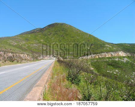 OUTENIQAU PASS, EASTERN CAPE, SOUTH AFRICA 23njh