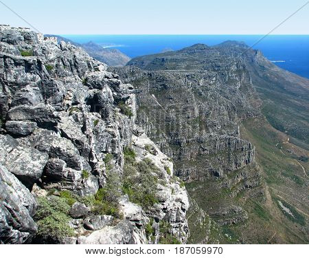 FROM CAPE PENINSULA, CAPE TOWN, SOUTH AFRICA 24gnhu