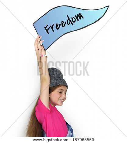 Positivity Freedom Break Time Word