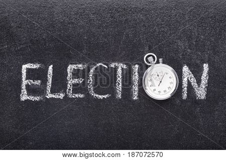 Election Word Watch