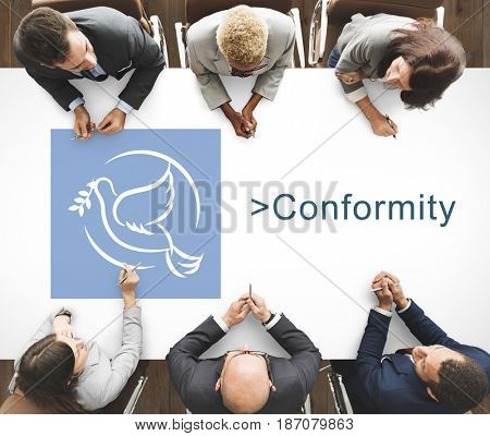 Friendship Unity Conformity Together Solidarity