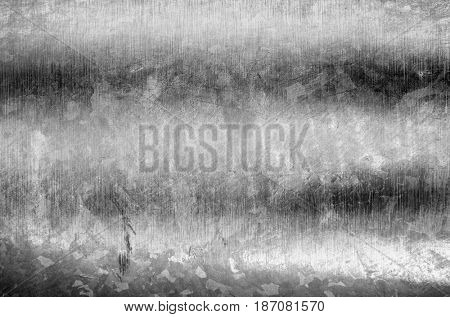 grunge paint on metal plate background