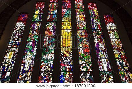 Sainte Odile Church, Paris, France