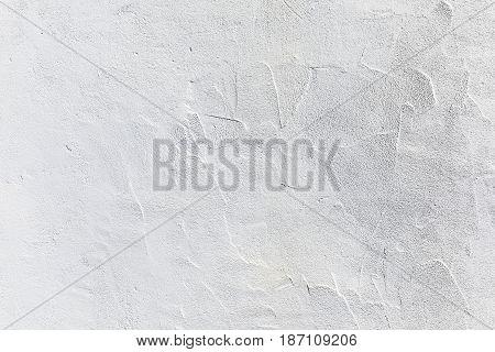 White Plaster Wall