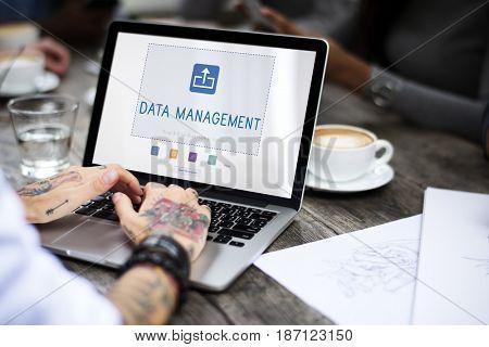 Digital data is an online information technology.