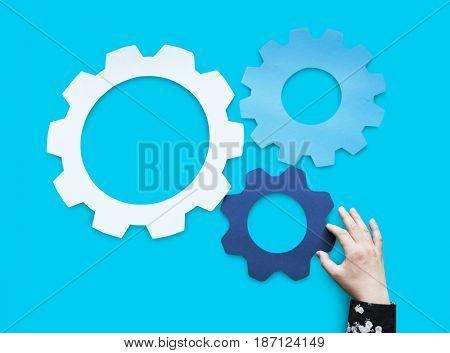 Gear Edit Setting Symbol Management