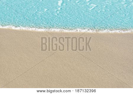 sea water texture background. wave of sea water from nature