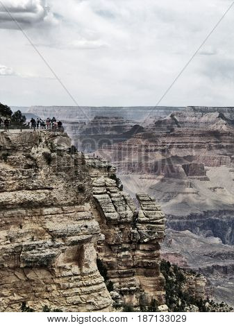The Grand Canyon, an amazing view . USA