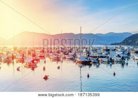 Lerici, Liguria, Italy.