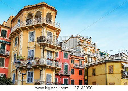 Lerici, Ligurian Province, Italy.