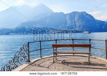 Como Lake, Bellagio, Italy.