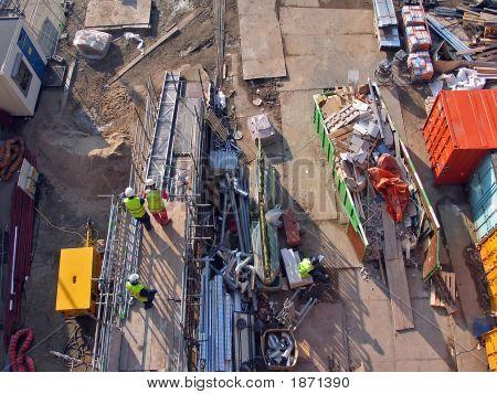 Constructionworkers