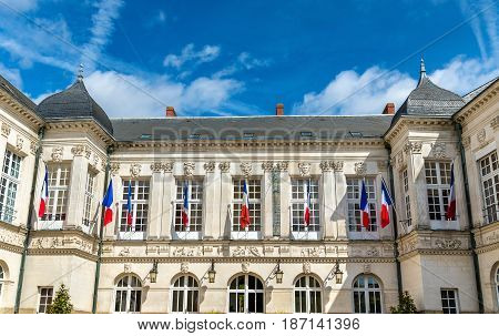 The city hall of Nantes - France, Loire-Atlantique
