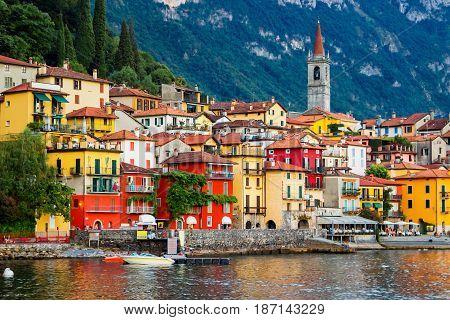 Varenna, Como Lake, Italy.