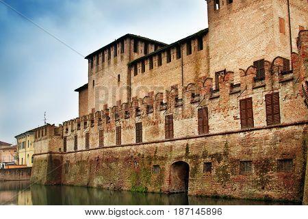 Fontanellato, Emilia Romagna Province, Italy.