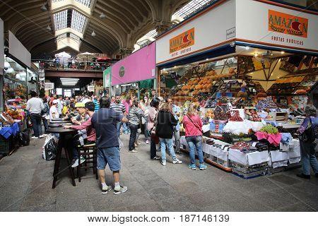 Sao Paulo Marketplace